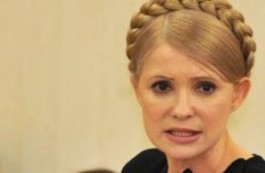 MFF leader sends a letter of support to Yulia Tymoshenko