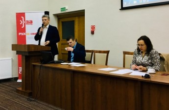 Anew system oflocal government inBelarus will have tobebuilt from scratch