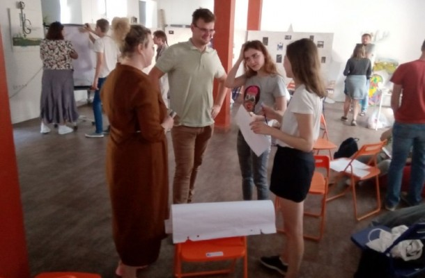 This year's first MFF Summer School takes place in Hrodna