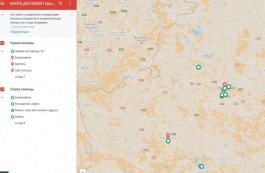 Assistance Map is launched in Belarus