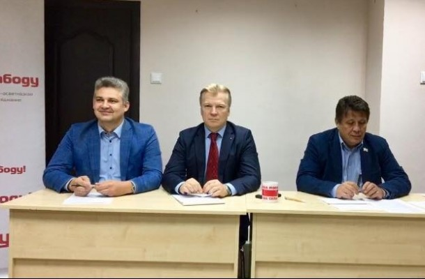 Hubarevich: The centre-rightists will elect asingle candidate in2019