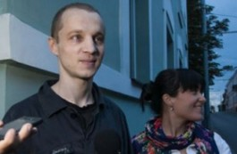 Zmitsier Dashkievich has been released from prison
