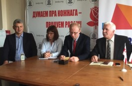 Hubarevich: Each observation campaign reveals the facts that do not allow calling the parliament legitimate