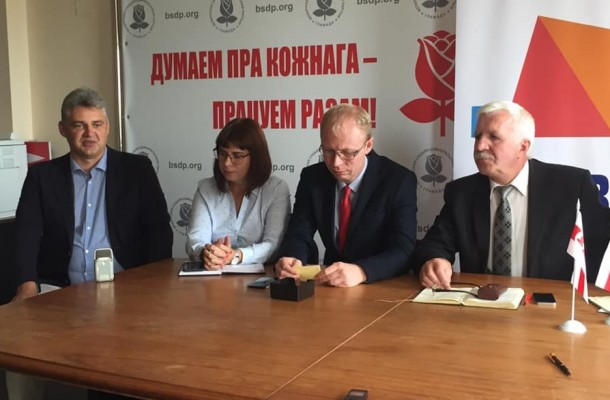 Hubarevich: Each observation campaign reveals the facts that donot allow calling the parliament legitimate