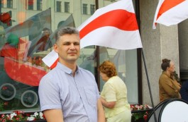 Juraś Hubarevič is registered as a candidate for MP