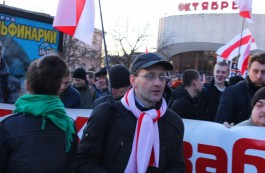 Aliaksandr Lahviniec to be tried for Freedom Day