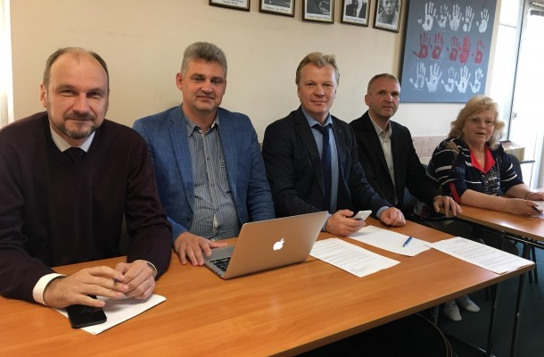 Statement onnational solidarity indefense offreedom and the rule oflaw inBelarus
